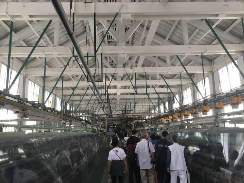 世界遺産富岡製糸場に来ました。