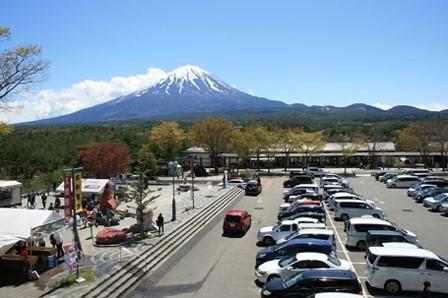 富士山周辺ご紹介と日帰りツアー例
