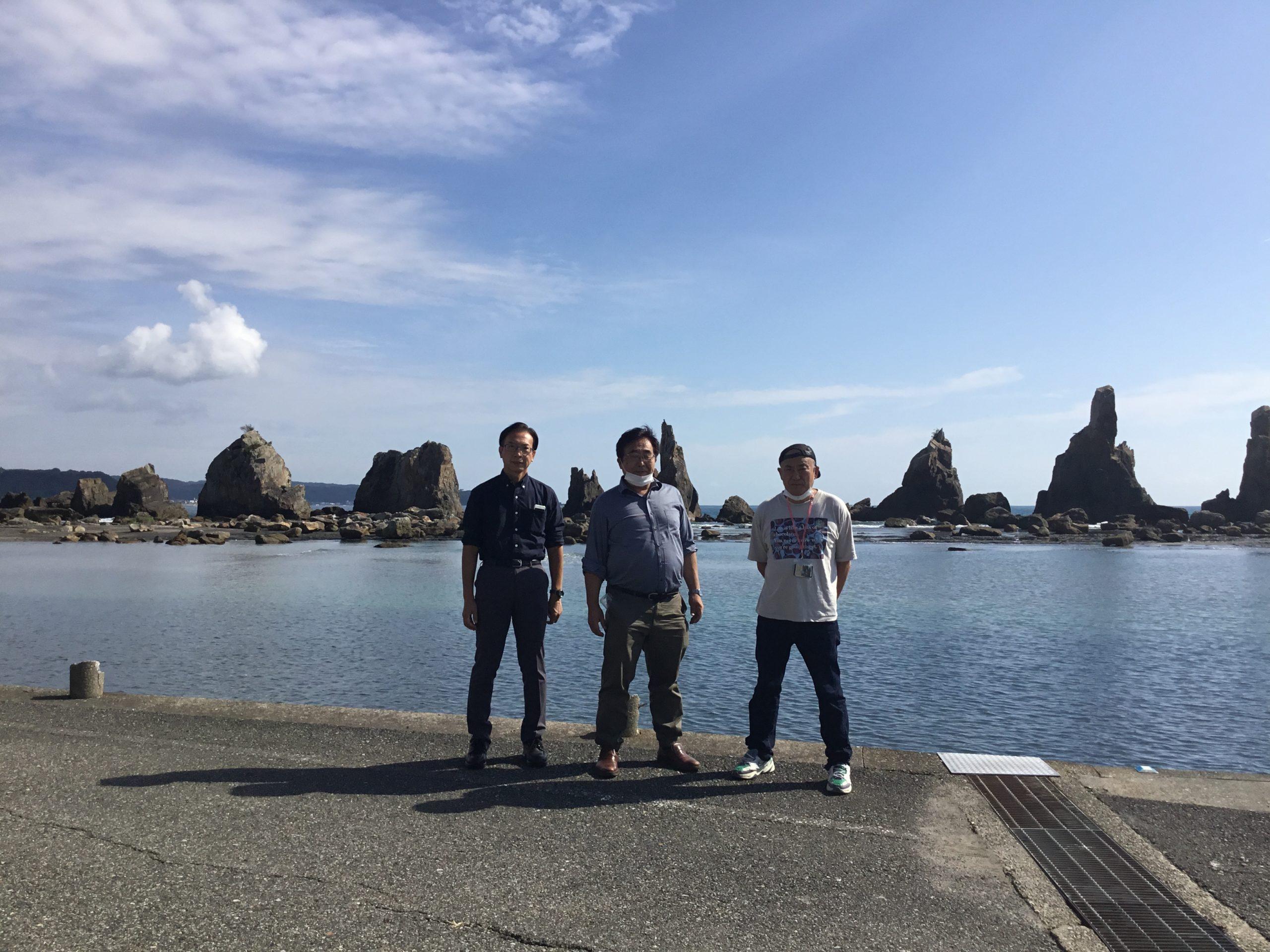 和歌山研修体験ご紹介 (4日目)